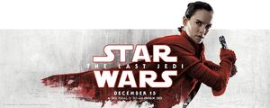 The Last Jedi Red & White Banners 06