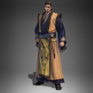 Xiahou Dun Civilian Clothes (DW9)