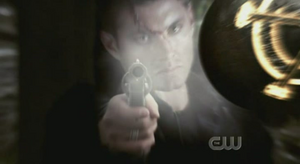 Dean shot Azzazel