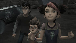 Jack, Raf, & Miko in Shadowzone