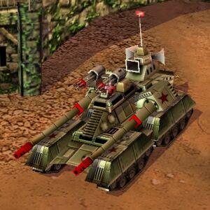 Overlod Tank (Command & Conquer, Generals)