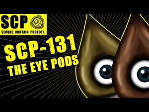 SCP-131 (The Eye Pods) illustrated