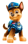 Chase Paw Patrol- The Movie