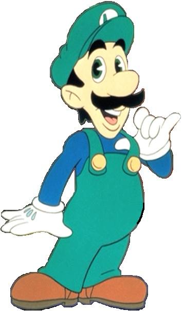 Luigi (Mario Cartoons)