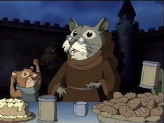 Abbot Mortimer