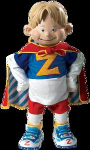 Nick Jr. LazyTown Ziggy 4