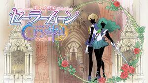 Sailor moon crystal act 28 bumper sailor uranus and neptune