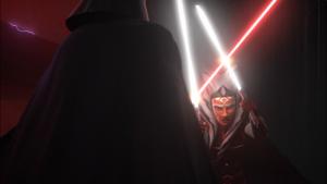 Vader hostile