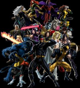 X-Men Earth-TRN259 001