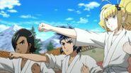 Adi, Makoto, and Chole