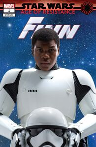 Age of Resistance - Finn Movie variant