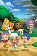 Bubble Guppies Characters