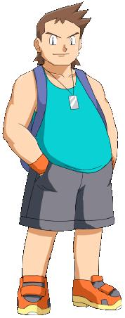 Fergus (Pokémon MS001)