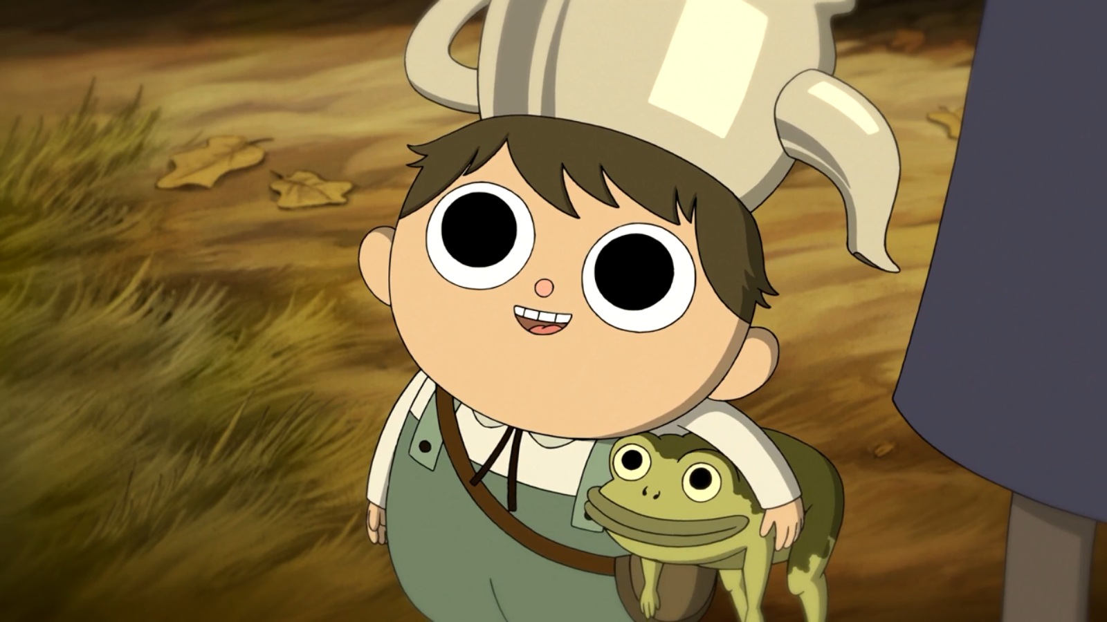 Fower42/PG Proposal: Greg (Over the Garden Wall)
