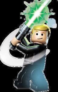 LEGO Star Wars TCS- Luke Skywalker