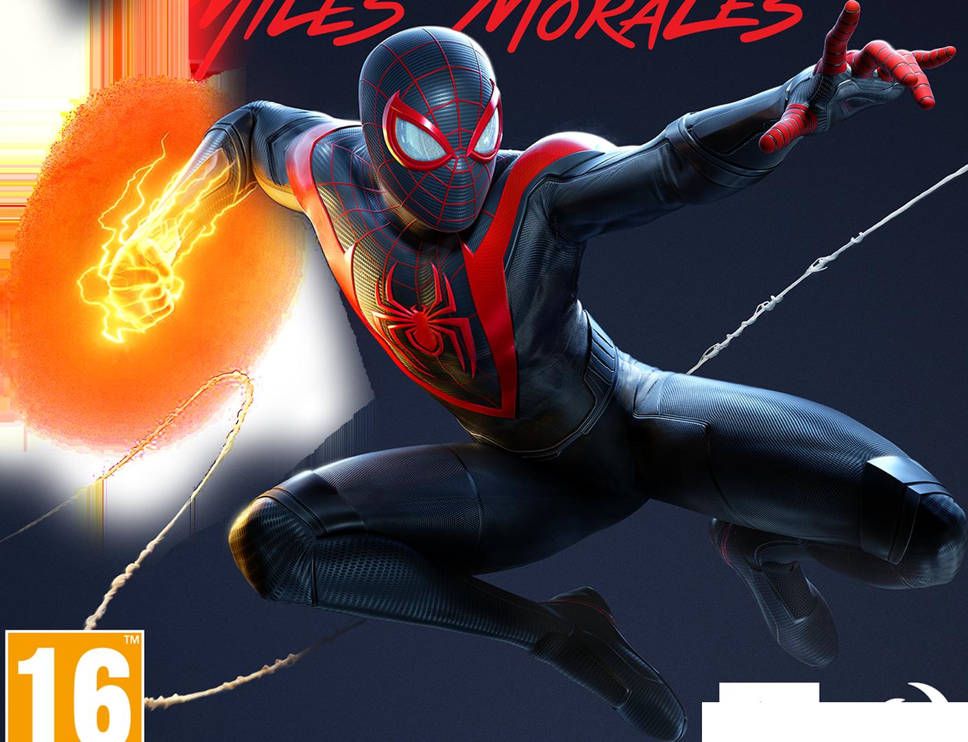 Miles Morales (Marvel's Spider-Man)