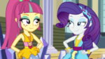 Rarity and Sour Sweet compromising EGS1