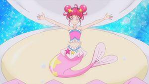 STPC27 Hikaru as a mermaid