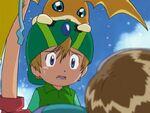Takeru and Patamon (Adventure Ep. 48)