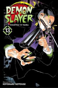 Volume 13 (Kimetsu no Yaiba)