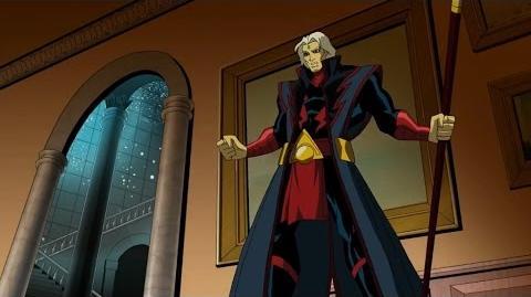Adam Warlock scenes (Avengers Earth's Mightiest Heroes)