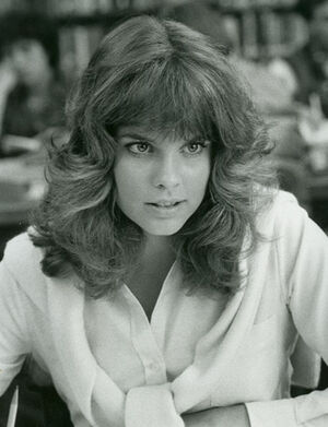 Alexandra Paul as Leigh Cabot in Christine 22