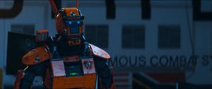 Chappie 2015 Devon Wilson New Second Robotic Body