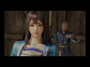Dynasty Warriors 9 Xin Xianying Calms and Rallies The Troops!!