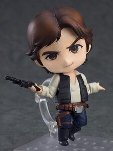 Han Solo Nendoroid (shrugging)