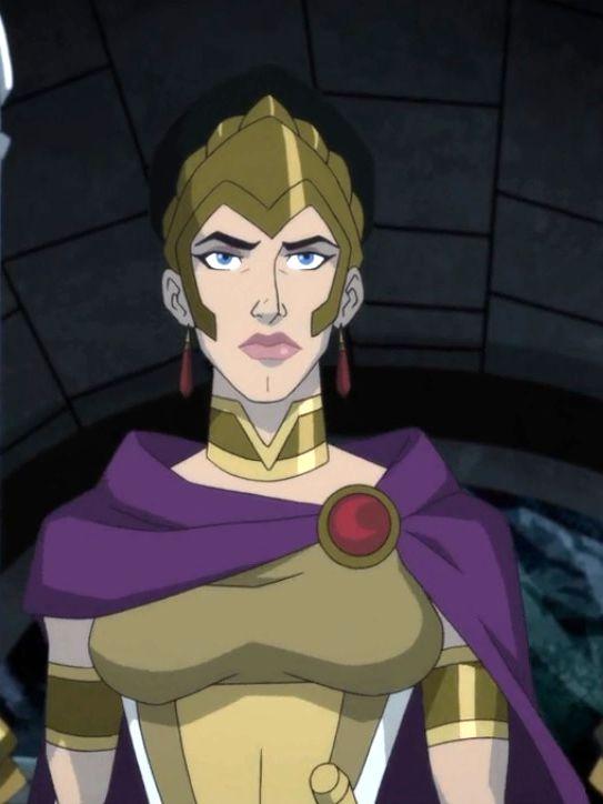 Hippolyta (DC Animated Film Universe)