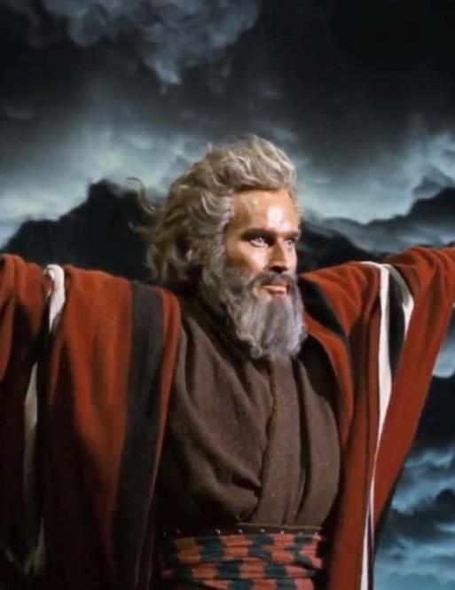 Moses (Ten Commandments)