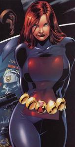 Natalia Romanova (Earth-1610) Ultimate Spider-Man Super Special Vol 1 1