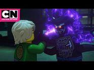 Ninjago - Lloyd and Lord Garmadon's Epic Battle - Cartoon Network