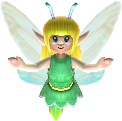 ALBW Great Fairy Model