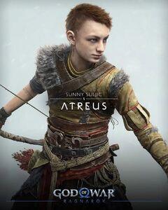 Atreus-GOWR