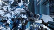 Bakuzon Pegatrix vs. Gorthion