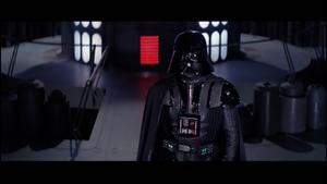 Darth Vader marches