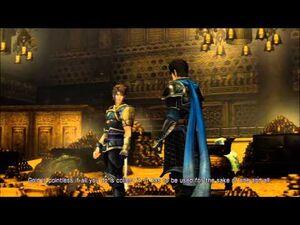 Dynasty Warriors 8; Empires, Li Dian, All Cutscenes