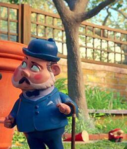 Gnomeo and Juliet Watson