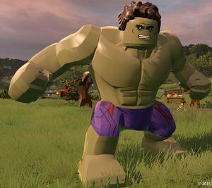 Hulk LEGO Marvel's Avengers