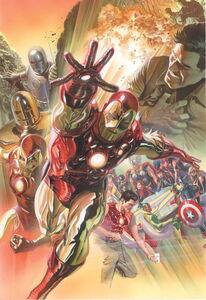 Superior Iron Man Marvel Comics 75th Anniversary