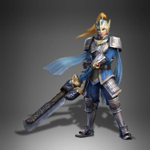 Xiahou Ba Dynasty Warriors 9