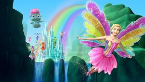 Barbie Fairytopia Magic of the Rainbow Official Stills 1