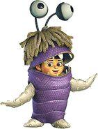 Boo's costume