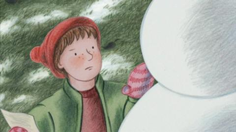 Billy (The Snowman and The Snowdog)