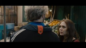 Scarlet Witch and Quicksilver noble choice
