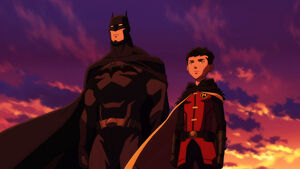 Son of Batman - Batman and Robin
