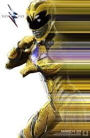 Yellow Ranger Teaser