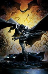 Detective Comics Vol 1 1000 Textless Crain Variant