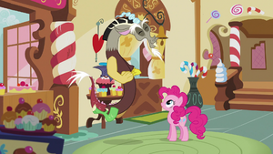 Discord famished S5E7